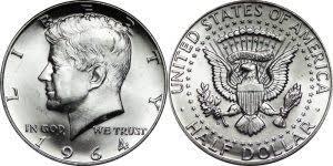 1967 Kennedy Half Dollar Value Chart Kennedy Half Dollar Value Coin Helpu