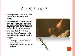 romeo and juliet act summary notes act 4 scene 1<br