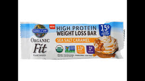 garden of life weight loss. Honest Reviews: Garden Of Life High Protein Weight Loss Bar - Sea Salt Caramel By Oppermanfitness T