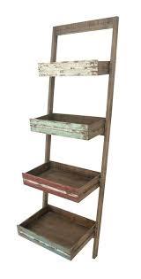 wood ladder bookshelf ladder bookcase wooden ladder shelves uk wood ladder bookshelf