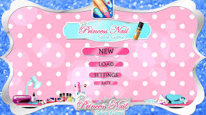 Princess Nail Salon Game - Android Apps on Google Play