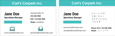 Business Card Template How To Make A Card That Stands Out Money