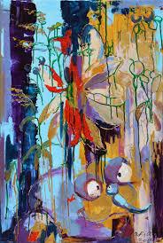 saatchi art artist daria bagrintseva painting alice in wonderland art