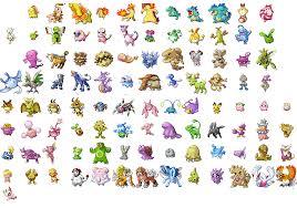 Pokemon Evolution Chart Original 150 Www Bedowntowndaytona Com