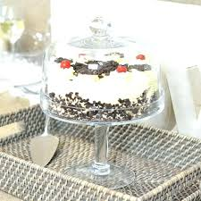 tall cake stand with dome clear glass stands gorgeous do it yourself