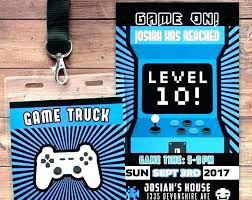 Game Night Invitation Template Video Game Party Invitations Wonderful Party Invitations Video Game