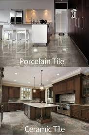 tiles porcelain vs ceramic inspirational unique tile versus kezcreative of
