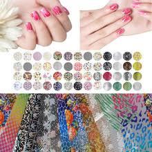 Biutee 50 шт. цветочные <b>наклейки для ногтей наклейки на ногти</b> ...