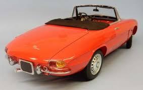 alfa romeo spider 1966. Fine Alfa 18 Model Car WhiteBox Alfa Romeo Spider 1600 Duetto 1966 In 1966 I