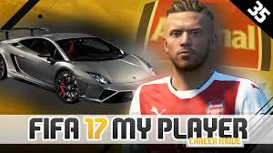 brand new sports car fifa 17 career mode player w storylines brand new sports car fifa 17 career mode player w storylines episode 35