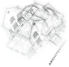 architectural design blueprint. House Architectural Design Blueprint