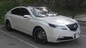 Acura TL tuning - YouTube