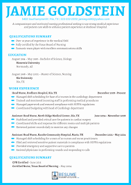 Nursing Resume Template 2018 Nursing Resume Template Best Of Nursing Resume Examples 24 for 1