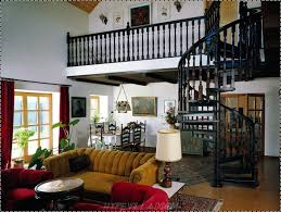 Interior House Design Living Room Elegant Stairs Design Interior In Living Room Decorated With Grey