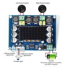 YBC <b>TPA3116D2 Dual-channel Stereo</b> High Power Digital Audio ...