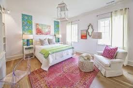 what is so appealing about pink persian and oriental rugs