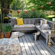 deck furniture ideas. Deck Furniture Ideas 1000 About Back Decorating On Pinterest Creative F