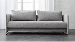 fresh sleeper sofa cb2 23 in american leather queen throughout idea 16