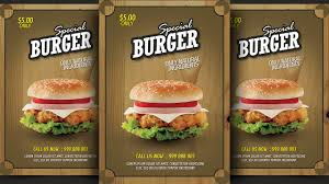 i need flyers made fast create burger promotion flyer photoshop tutorial youtube