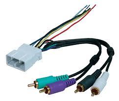 amazon com american international twh14 1992 2002 toyota amplifier american international sh3802 speaker wiring harness american international twh14 1992 2002 toyota amplifier harness