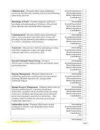 Self Performance Appraisal Samples Completed Examples Sample Phrases
