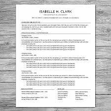 Resume. Fresh Executive Assistant Resume Template: Executive ...