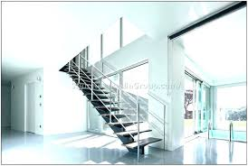 modern staircase ideas glass stair g installation design idea spiral images railing with lighting