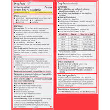 Infant Tylenol Dosage Chart 2019 Thorough Infant Tylenol Dosing Chart 2019