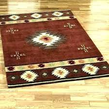 western used area rugs for wool rug cleaning or southwest broken arrow m used area rugs