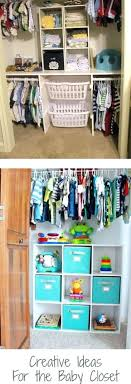 baby closet organization ideas how to organize the nursery diy size dividers idea baby clothes organizer kids hanging closet diy