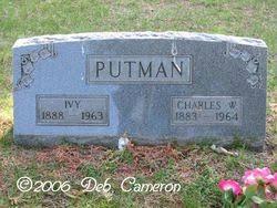 Ivy Henry Putman (1888-1963) - Find A Grave Memorial