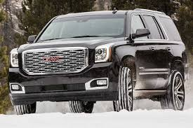 2019 Gmc Yukon Color Chart 2019 Chevrolet Tahoe Vs 2019 Gmc Yukon Whats The