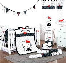 cloud baby bedding cloud baby bedding crib sets grey and white print 3 piece set by