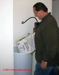 iron out water softener salt brine tank or w e71