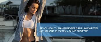 Produkte Lucky Health Lucky You Premium Nährstoffe