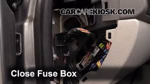 interior fuse box location gmc sierra hd  interior fuse box location 2007 2013 gmc sierra 3500 hd 2008 gmc sierra 3500 hd wt 6 6l v8 turbo diesel crew cab pickup 4 door