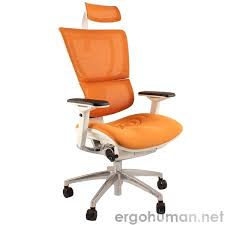 white frame office chair. exellent chair mirus mesh office chair with headrest and white frame to o