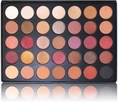 the morphe 35f fall into frost palette is one of the best eyeshadow palettes
