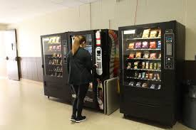 Aramark Vending Machines Fascinating Why Are The Vending Machines Sometimes Closed KHQ TODAY