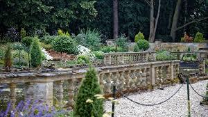 file easton lodge gardens little easton es england sunken garden pool barade 01 jpg