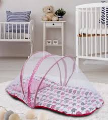 baby elephant bedding set by in pink