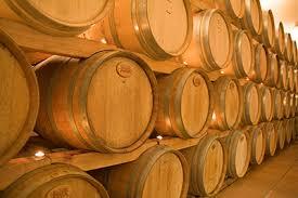 stacked oak barrels. Wine Barrel\u0027s Stacked Oak Barrels A