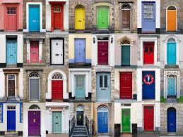 fun with color painting a front door 2018 front door ideas