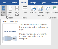 cover page templates for word 2010 add a cover page to a word document