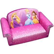 flip open sofa kid flip open sofa bed contemporary marshmallow 2 in 1 princess com regarding