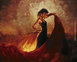 flamenco dancer sevilla