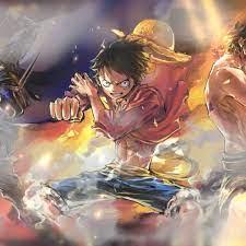 Wallpaper Engine] One Piece Trio ...