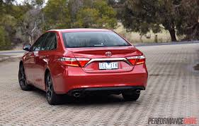 2015 Toyota Camry Atara SX review (video) | PerformanceDrive