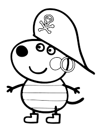 Le Peppa Pig Colouring Pages Page Peppa Pig Peppa Pig Coloring