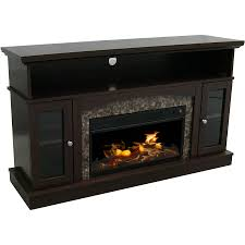 fireplaces decor flame electric fireplace for tvs up to 60 chestnut home decorating ideas